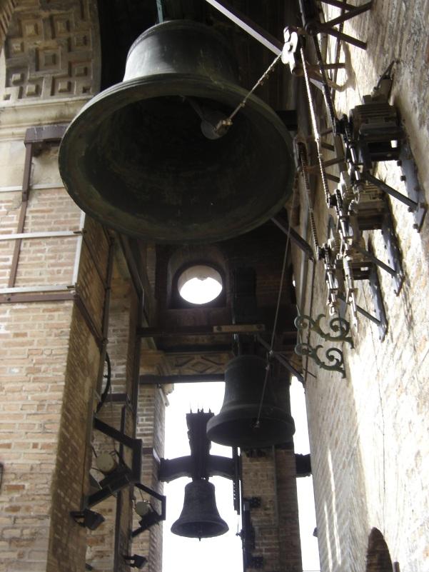 Bell tower, Sevilla