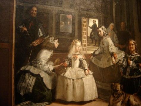 Diego Velázquez's Las Meninas