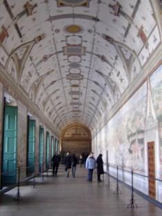 Inside El Escorial