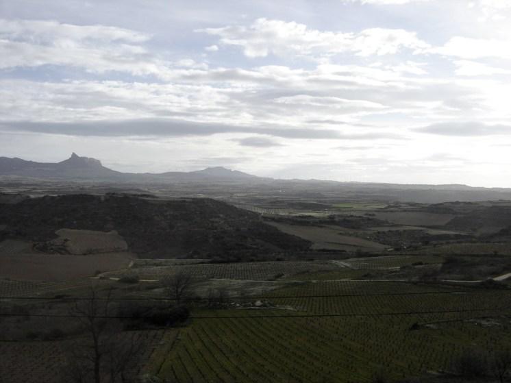 Stunning views in Rioja