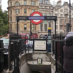 Tube entrance
