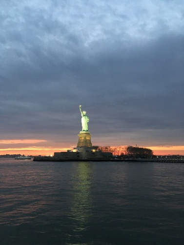 Statue of Liberty, NY, NY