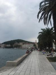 Split harbor