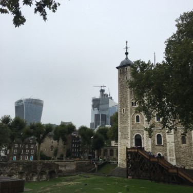 London blends old and new