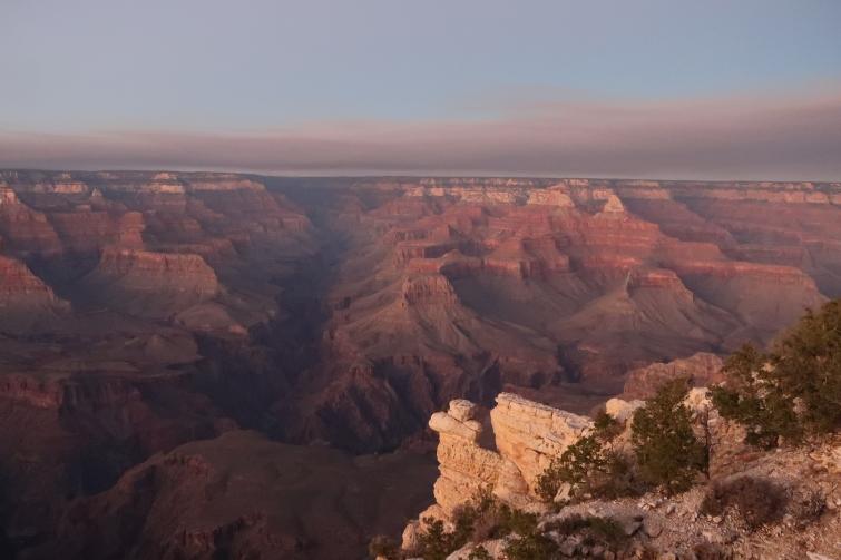 Grand Canyon Sunset, AZ