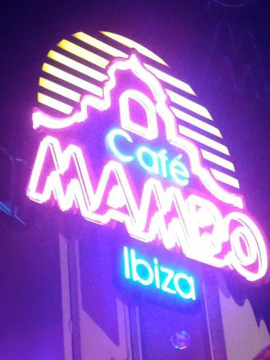 Sunset bars in Ibiza