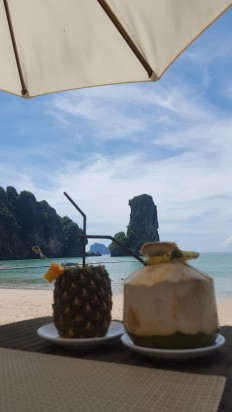Drinks in Krabi