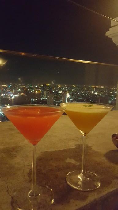 Drinks at Skybar
