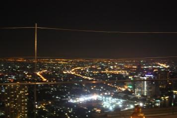 The view at Skybar
