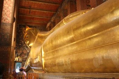 Wat Pho's reclining Buddha
