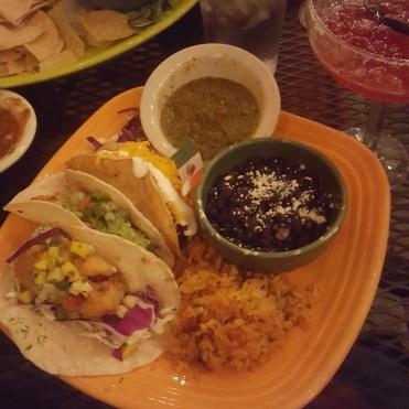 Cien Agaves tacos