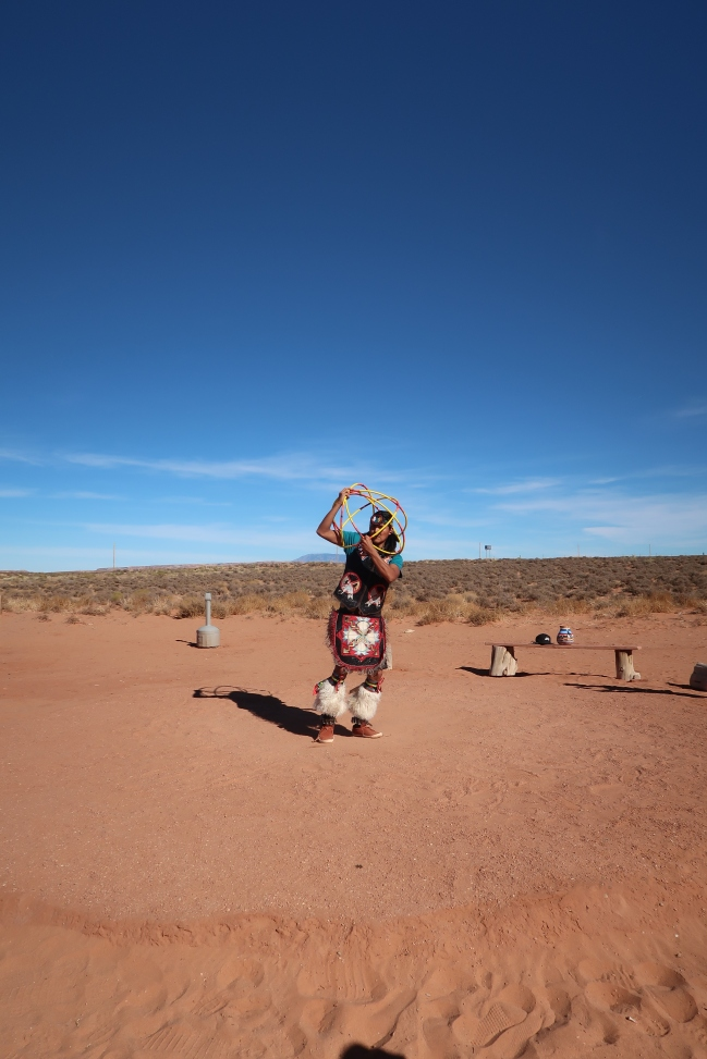 Navajo ring dance