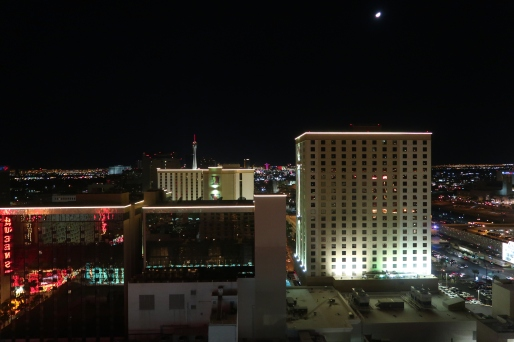 The view from Top of Binion's