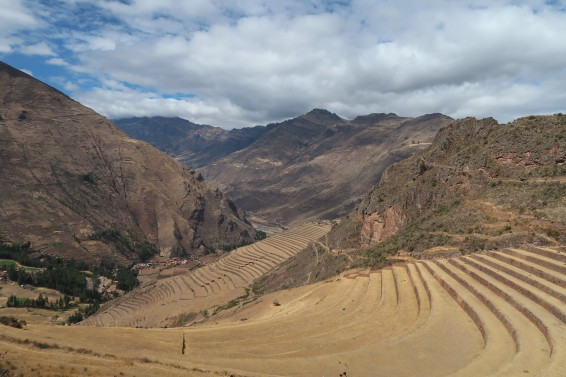 More Pisac views
